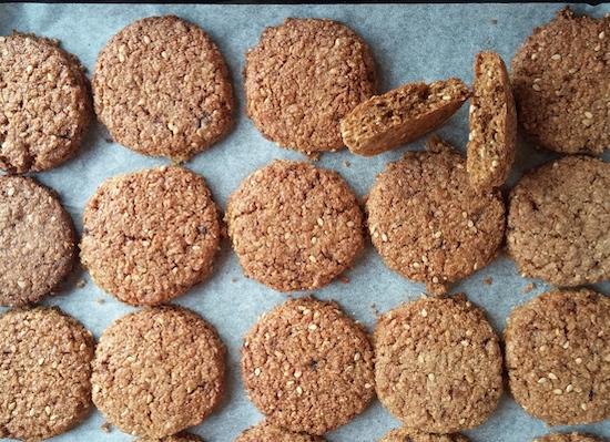 biscotti integrali alla crusca. Biscotti caserecci
