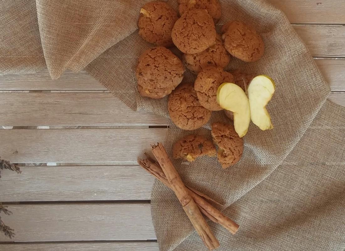 biscotti caserecci mela e cannella